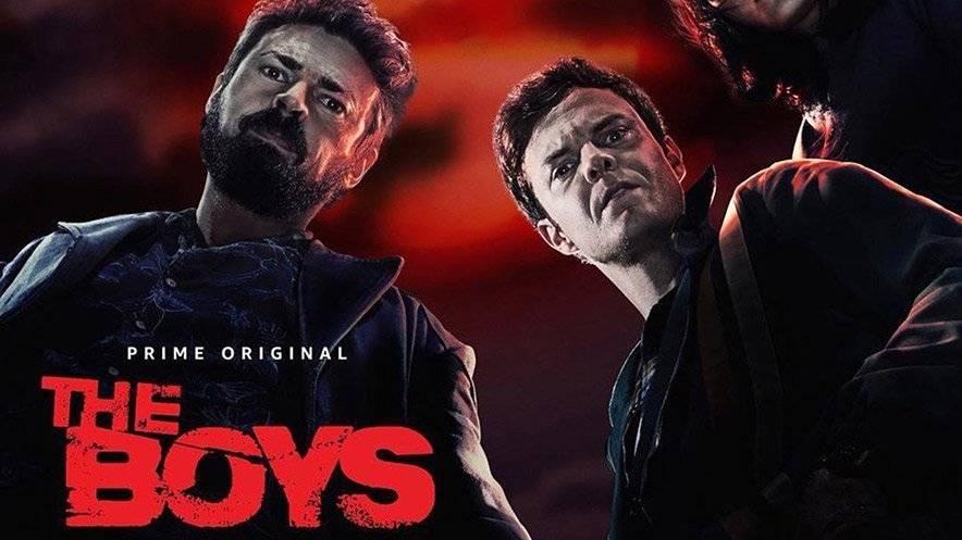 The Boys - پسران