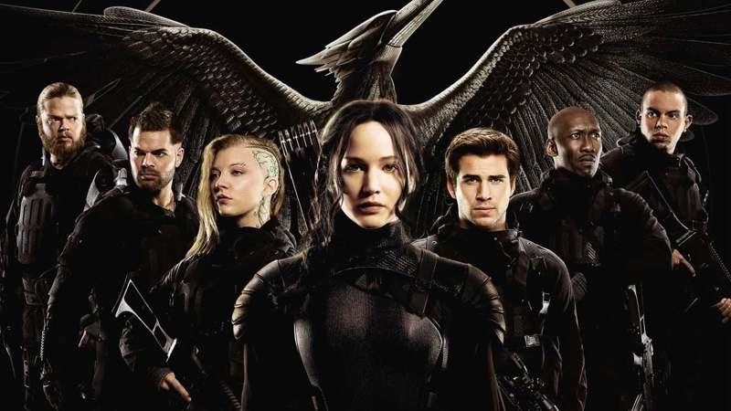 مجموعه فیلمهای بازیهای گرسنگی - The Hunger Games