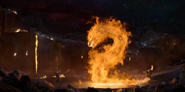 Unleashing The Beast - لیو کانگ
