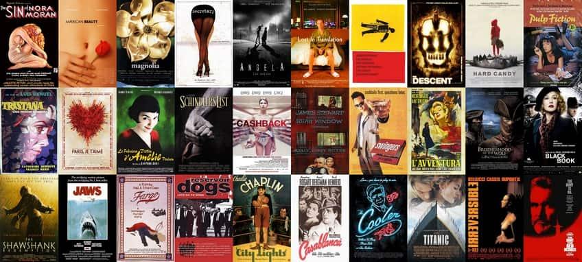 100 فیلم برتر تاریخ