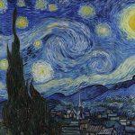 تحلیل نقاشی شب پرستاره