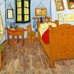 تحلیل نقاشی اتاق خواب