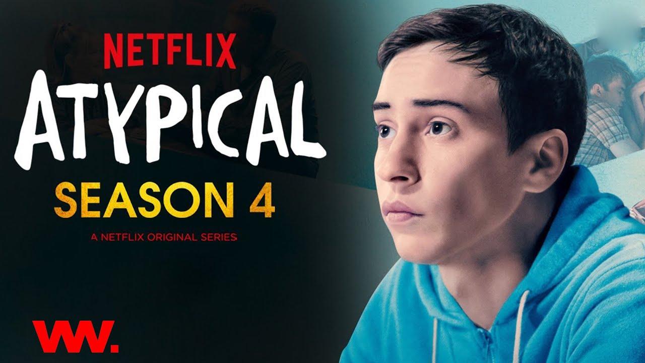سریال غیرمعمول فصل چهارم