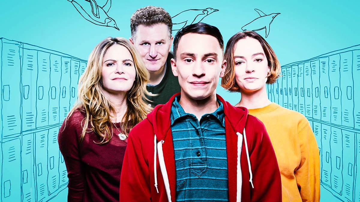 پوستر سریال غیرمعمول فصل چهارم
