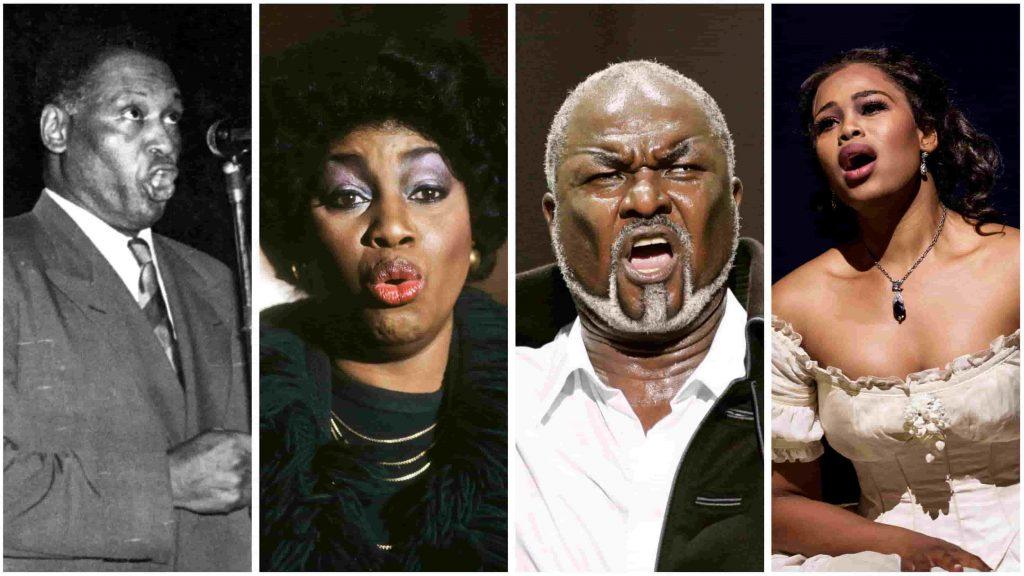 بهترین خواننده های سبک اپرا