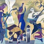 رابطه موسیقی و نقاشی