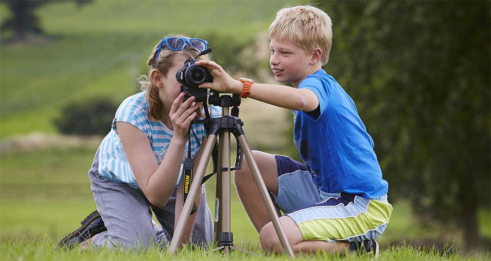 آموزش عکاسی از کودکان
