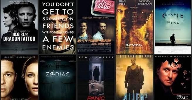بهترین فیلم های دیوید فینچر