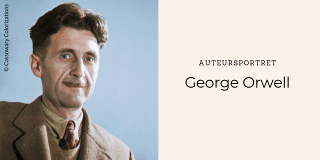 بیوگرافی جورج اورول