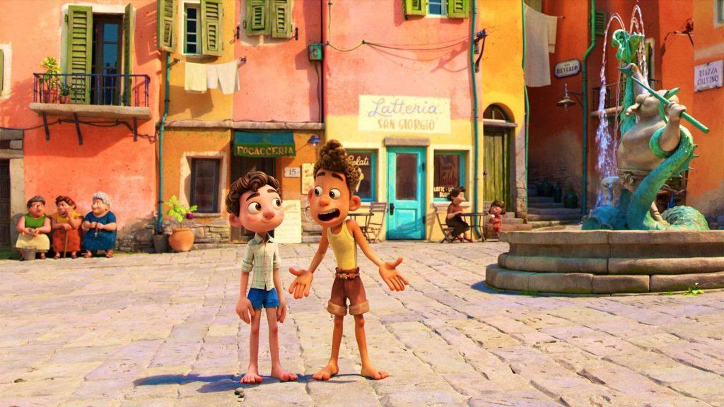 انیمیشن لوکا