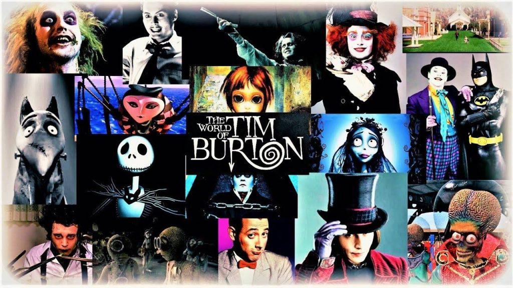 بهترین فیلم های تیم برتون