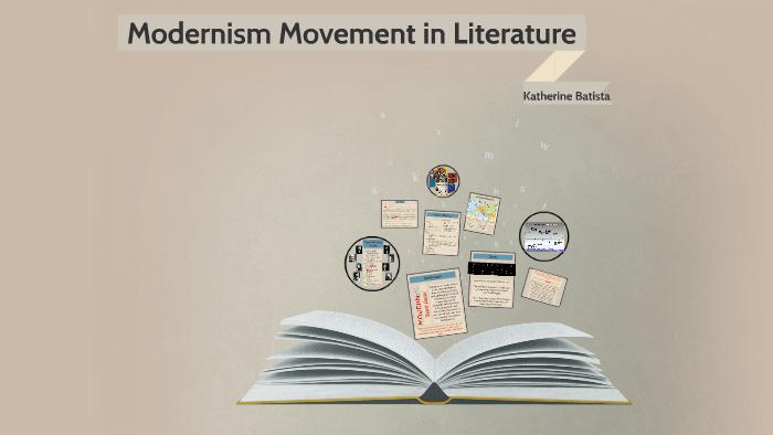 مدرنیسم در ادبیات آمریکا
