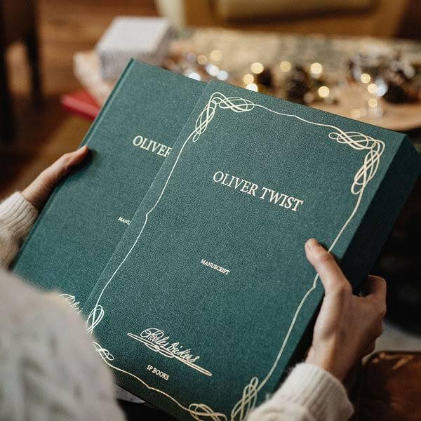 کتاب الیور تویست