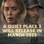 فیلم مکان ساکت 3