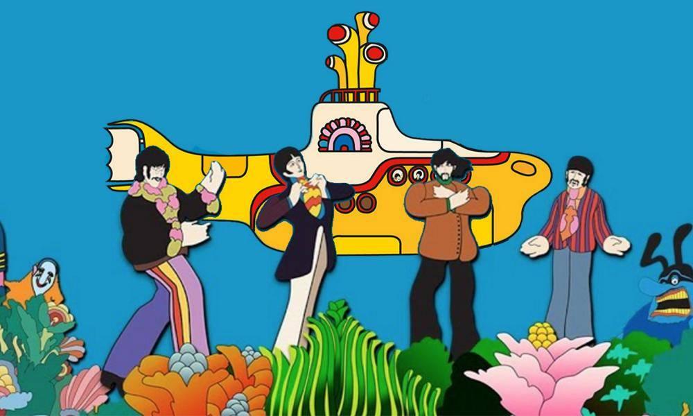 فیلم زیردریایی زرد