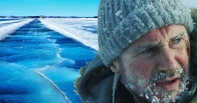فیلم جاده یخی