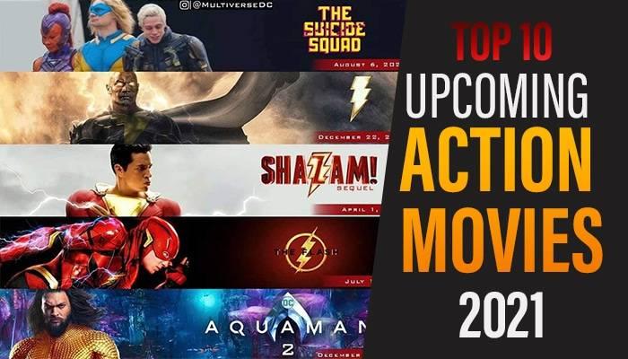 جدیدترین فیلم های اکشن 2021