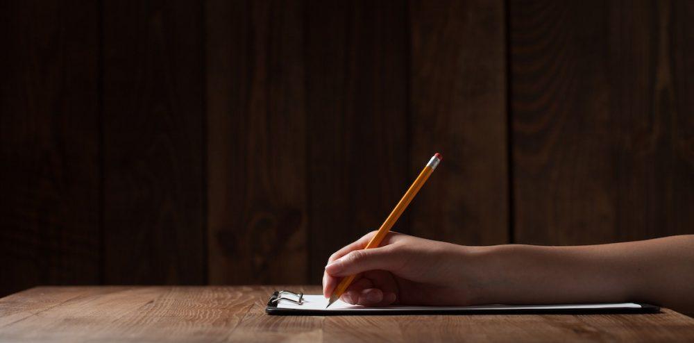 نوشتن شخصیت