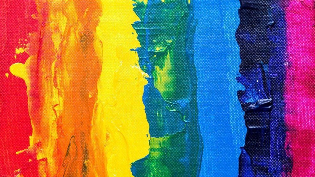 کاربرد رنگ در هنر