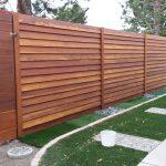 حصار حریم خصوصی افقی: 4 مرحله برای ساخت حصار افقی