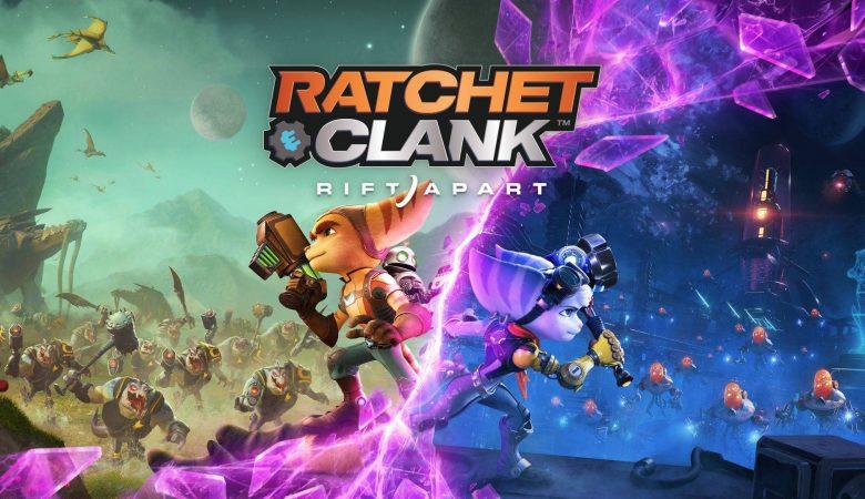 بازی Ratchet & Clank: Rift Apart