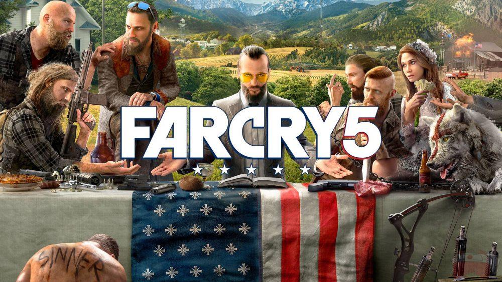 بازی Far Cry 5