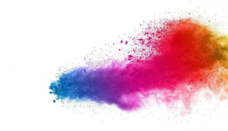 رنگ در هنر