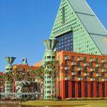 معماری پست مدرن : 4 عنصر معماری پست مدرن
