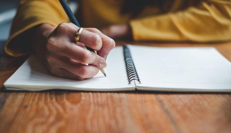 تمرین نوشتن روزانه