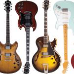 معرفی انواع گیتار و ویژگی های آن