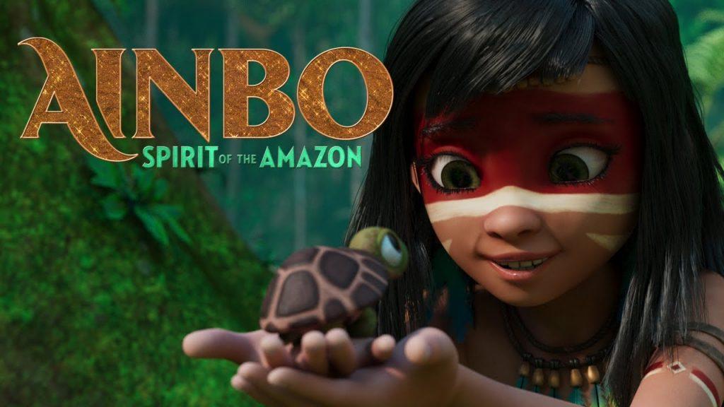 انیمیشن آینبو