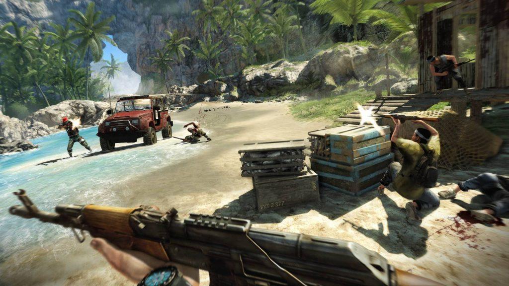 نقد | برسی بازی Far Cry 3