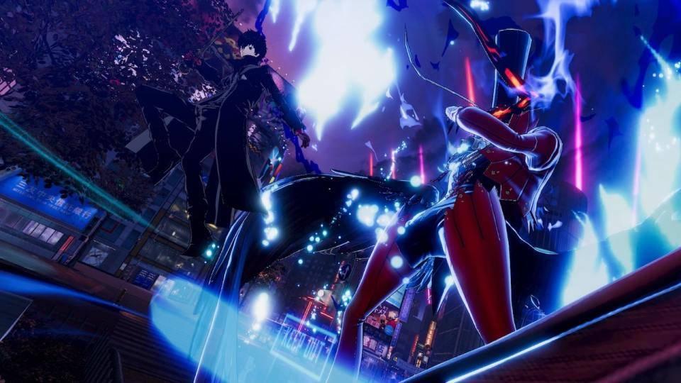 بازی Persona 5 Strikers