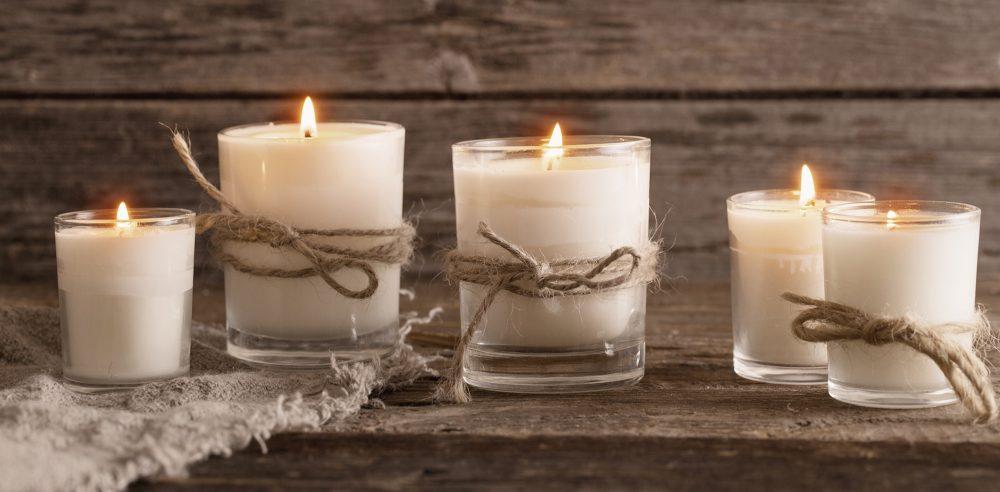 ساخت شمع در خانه