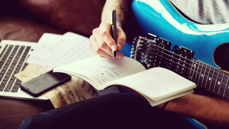 آموزش نوشتن آهنگ