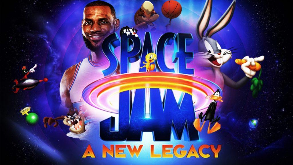 انیمیشن Space Jam : A New Legacy