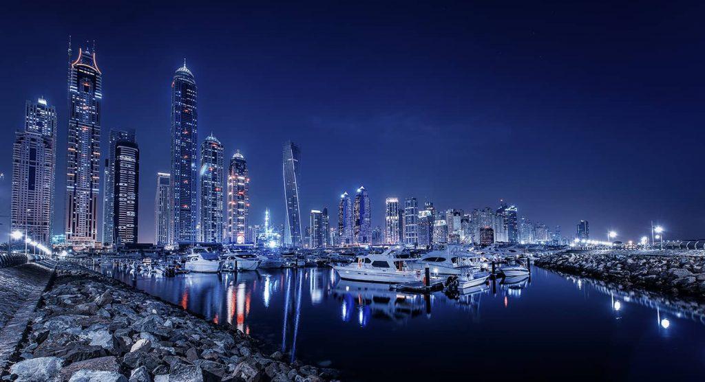 عکاسی از منظره شهری