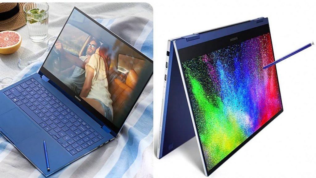 لپ تاپ Samsung Galaxy Book Pro