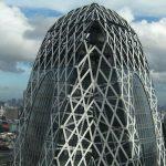 راهنمای معماری برج پیله گاکوین