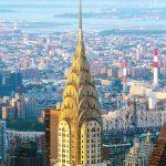 ساختمان کرایسلر ؛ اولین و بلندترین ساختمان آجری و فولادی جهان