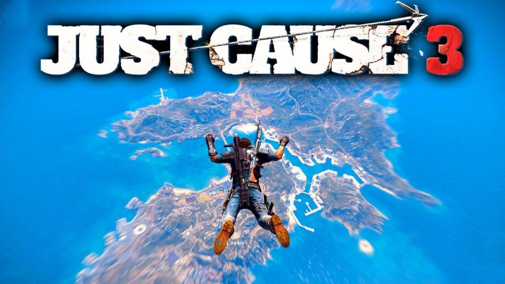 بازی Just Cause 3