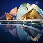 سبک و تاریخ معماری معبد نیلوفر آبی را کاوش کنید