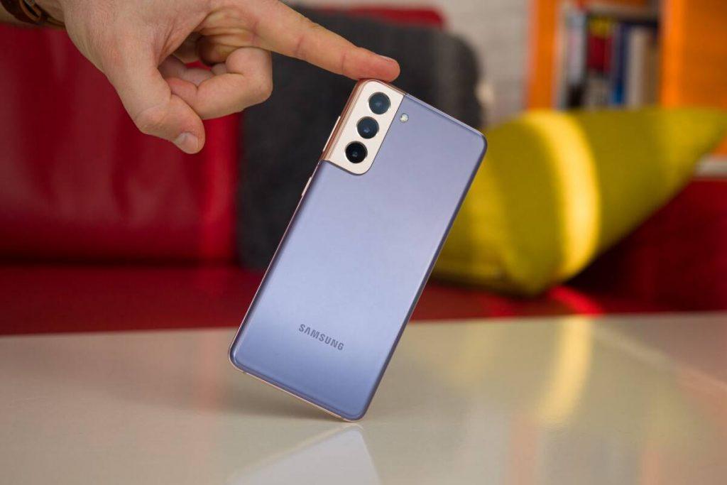 گوشی Samsung Galaxy S21