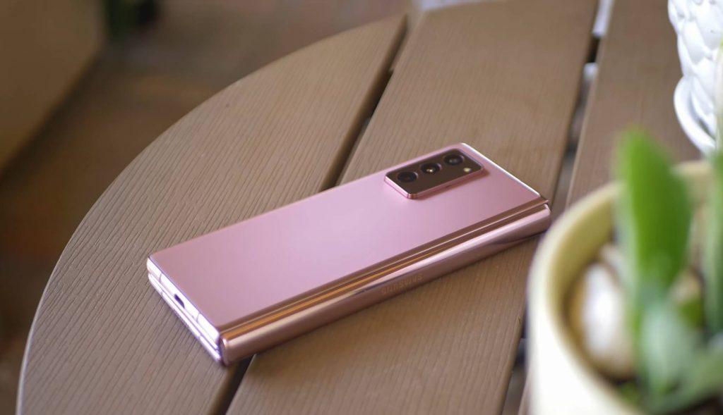 گوشی Samsung Galaxy Z Fold 3