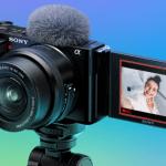 نقد و بررسی دوربین ZV-E10 سونی