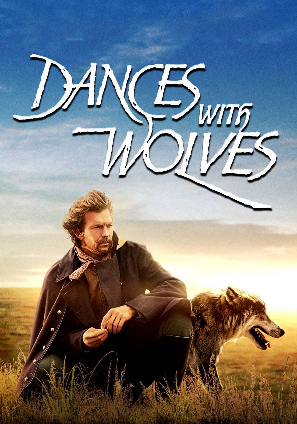 فیلم رقصنده با گرگ ها