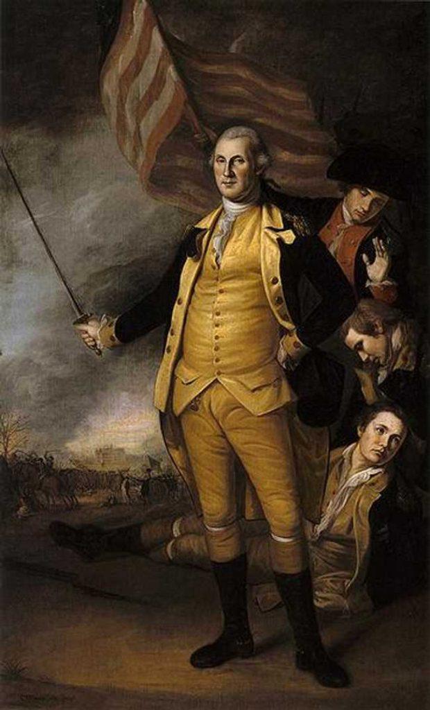 جرج واشنگتن