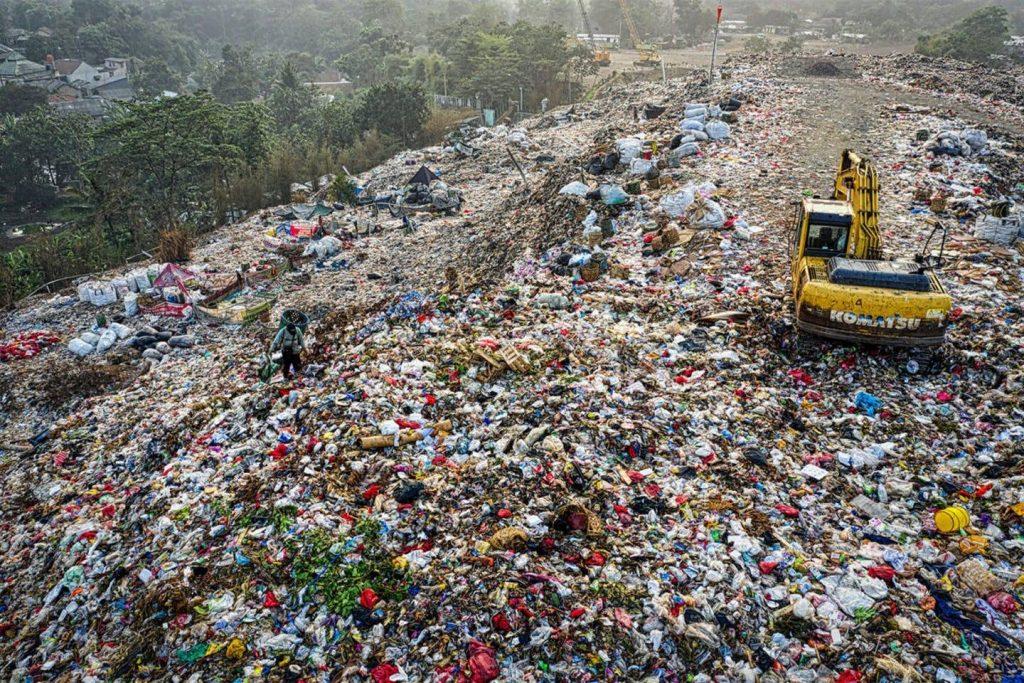 آلودگی پلاستیکی