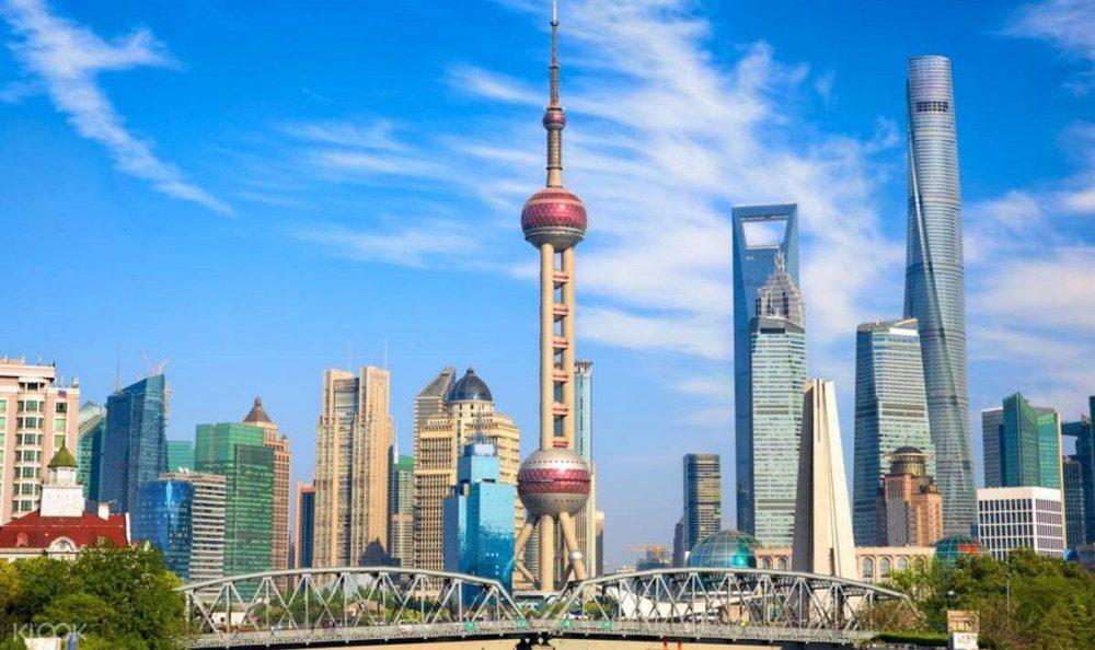 مرکز مالی جهانی شانگهای