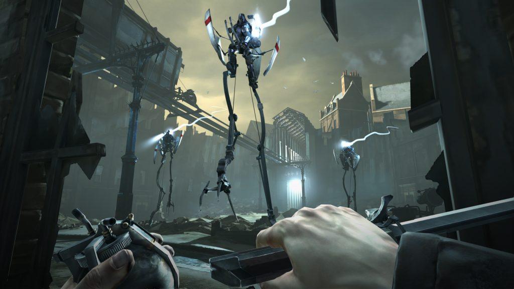 بازی 1 Dishonored
